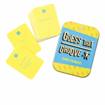 Guess that Groove - Tin Game
