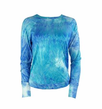 Dyes The Limit Lounge Shirt - Aqua