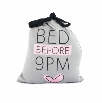 Sleep Shirt - Bed Before 9 PM