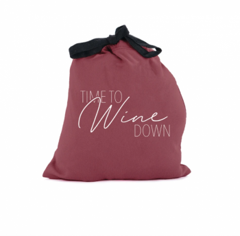 Sleep Shirt - Time To Wine Down