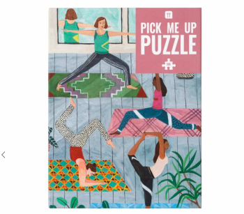 Yoga Puzzle 500 pieces