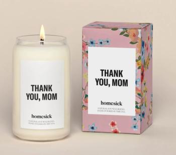 Homesick Candle - Thank You, Mom