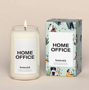 Homesick Candle - Home Office