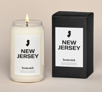 Homesick Candle - New Jersey