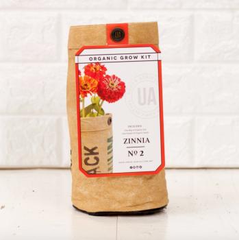 Zinnia Grow Kit