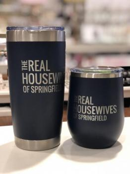 Real Housewives of Springfield - 12/16 oz Tumbler Navy