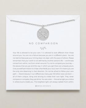 Bryan Anthonys Necklace - No Comparison (Silver)
