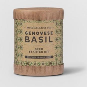 Basil Seed Starter Kit