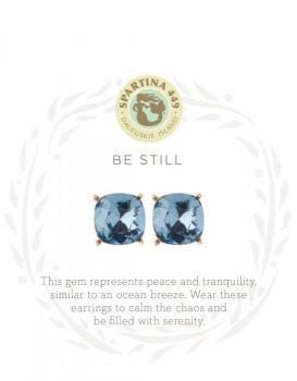 Be Still Earrings