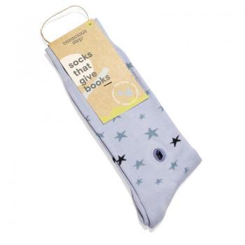 Socks That Give Books