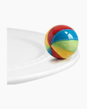 Nora Fleming Mini Beach Ball Platter Ornament