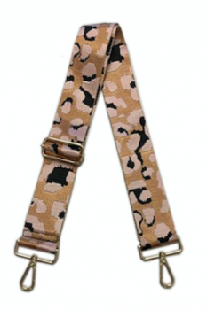 Animal Print Bag Strap - Assorted
