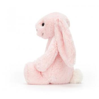 Bashful Pink Bunny - Medium