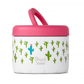 S'nack X S'well Looking Sharp Food Container