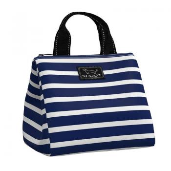 SCOUT Bags Lunch Box Eloise Nantucket Navy