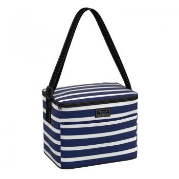 SCOUT Bags Lunch Box Ferris Cooler Nantucket Navy
