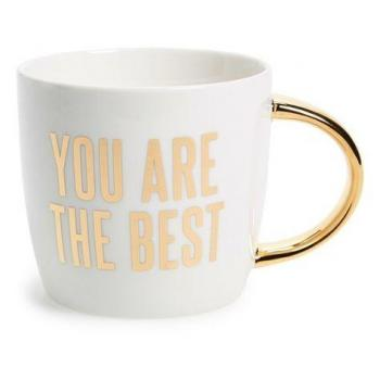 'You Are the Best' Ceramic Mug