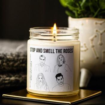 Schitt's Creek Candle - Moira's Rose Garden