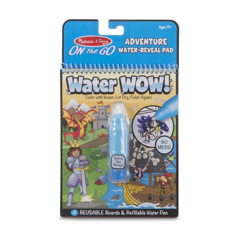 Water WOW! Adventure Water Reveal Pad