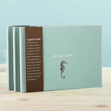 Compendium+shore+guest+book