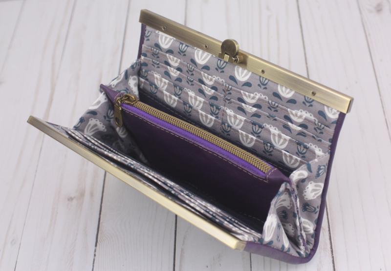 Slim Clutch Wallet