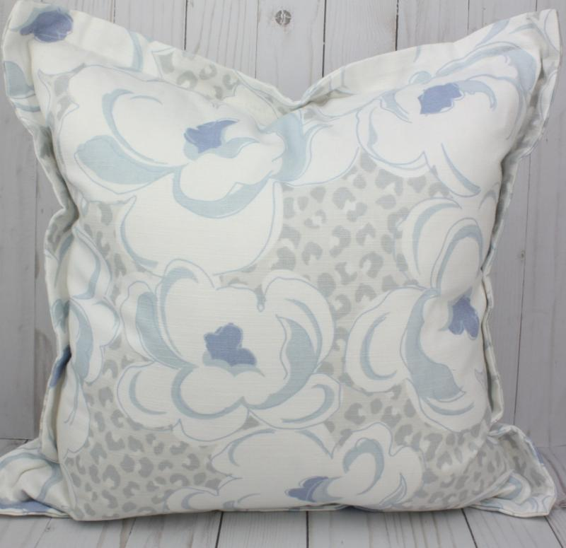 Pop Floral Pillow