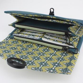 Flap Clutch Wallet