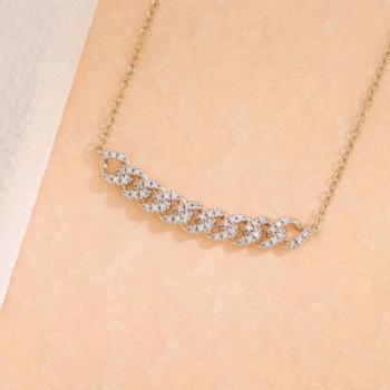 Close knitt Necklace