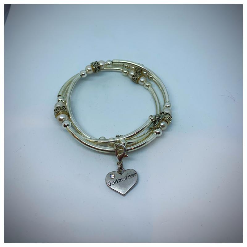 Bracelet - Godmother Charm