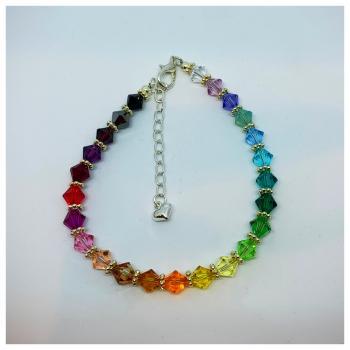 Linda's Pride Bracelet