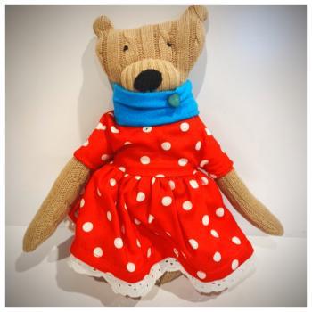 Helen's Girl Bear
