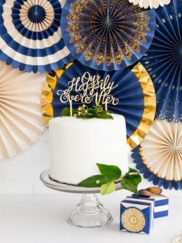 Nikisha's Bridal Cake Topper