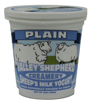 Sheep's Yogurt, 16oz, plain