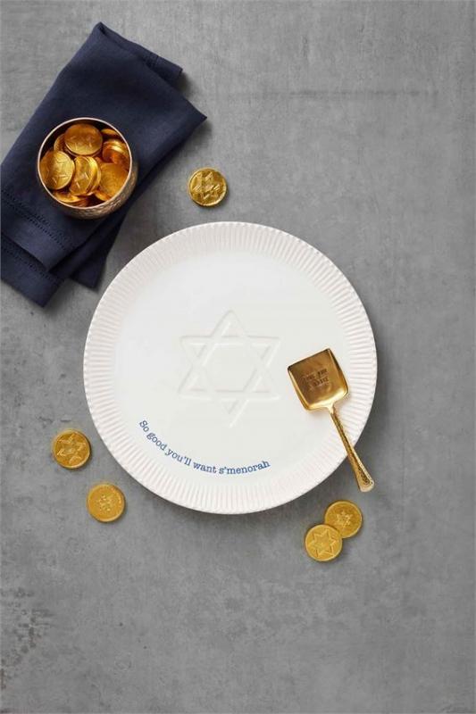 Latke Platter Set