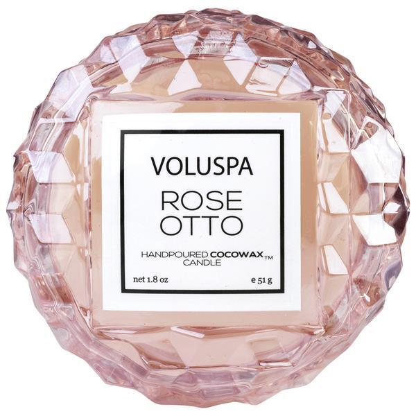 Voluspa Roses Macaron Candle, Size 1.8 Oz