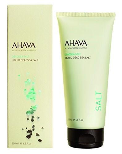 Ahava Deadsea Salt Liquid Dead Sea Salt 6.8 Oz Womens Ahava Skincare