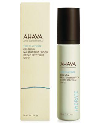Ahava Essential Moisturizing Lotion