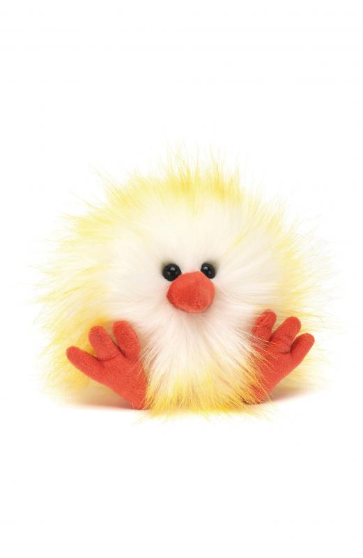 Jellycat Crazy Chick Stuffed Animal