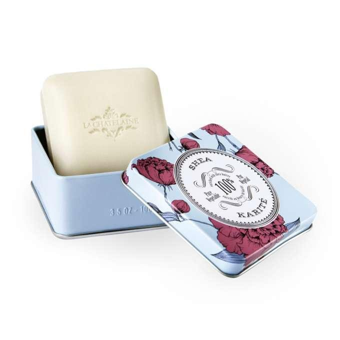 La Chatelaine Shea Travel Soap 3.5oz