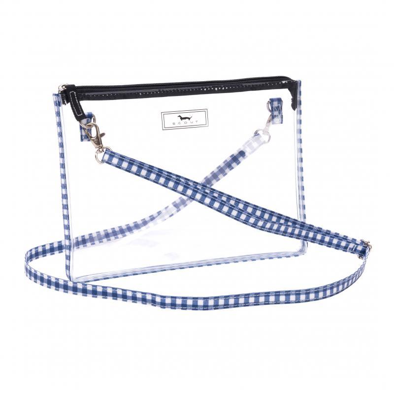 SCOUT Bags Crossbody Bag Clear Abby Brooklyn Checkham