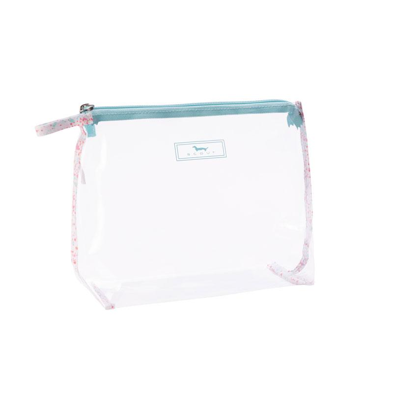 SCOUT Bags Pouch in the Clear Splatti LaBelle