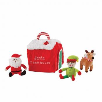 Christmas Plush Play Set