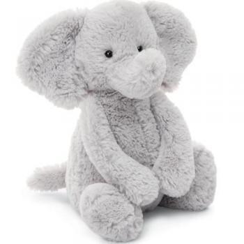 Jellycat Bashful Silver Elephant
