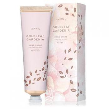 Thymes Goldleaf Gardenia Hand Cream 90ml/3oz