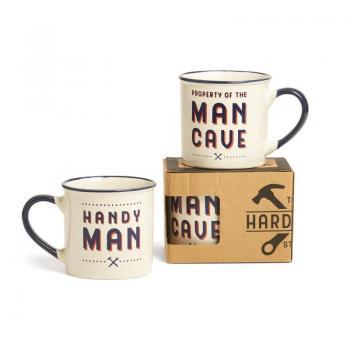 Twos Company Mugs