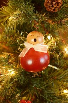 MB GOURDS ARIANA ORNAMENT