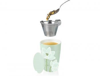 Tea Forte Lotus Kati Cup & Infuser