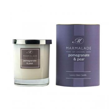 MARMALADE OF LONDON Luxury Glass Candle