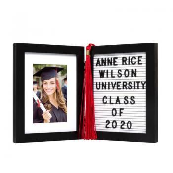 Kate & Milo Letterboard Graduate Photo Frame