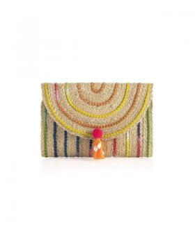 Shiraleah Aria Clutch Multi